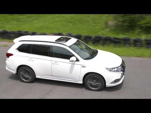 Sportläge (Sport Mode) - Outlander Plug-in Hybrid Teknologi (Eng)