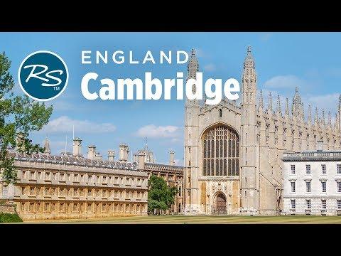 Cambridge, England: Historic University Town – Rick Steves' Europe Travel Guide – Travel Bite
