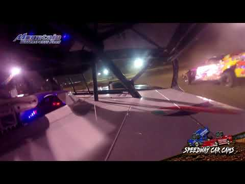 #43J Jacob Hall - Open Wheel Modified - 10-23-20 Mountain Motorsports Park - dirt track racing video image