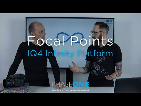 Education I Focal Points - IQ4 Infinity Platform | Phase One