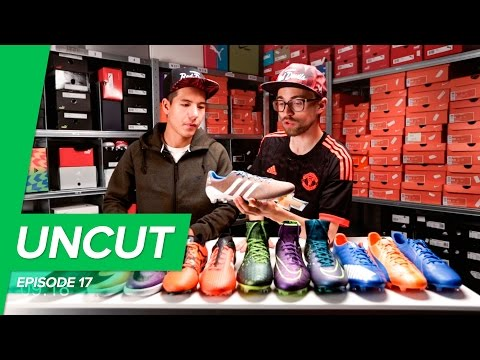 Uncut Episode 17 | The Flyknit vs Primeknit debate with the Nike Electro Flare Pack - UC5SQGzkWyQSW_fe-URgq7xw
