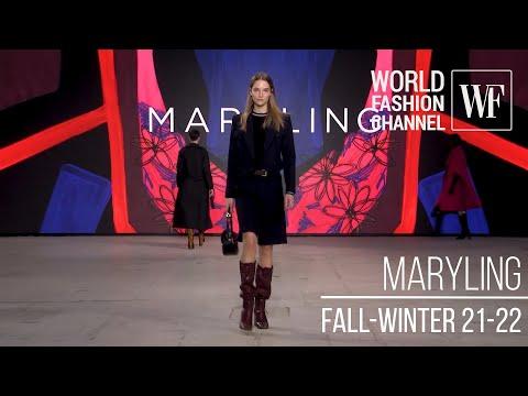 Maryling fall-winter 21-22 | Milan fashion week
