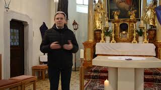 Videobotschaft von Pfarrer Edward Keska