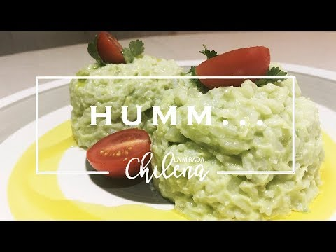 #CulináriaChilena: Risoto Verde | La Mirada Chilena 4ª temp.