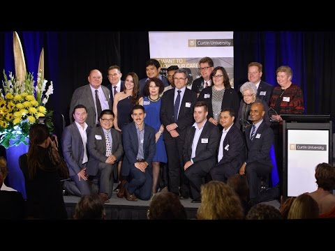 What success looks like: Curtin Alumni Awards 2016