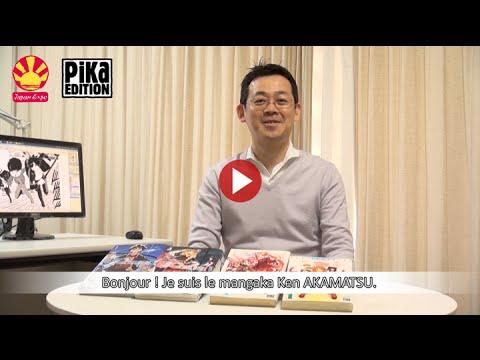 Vidéo de Ken Akamatsu