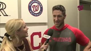 Yan Gomes on the Nats' current success