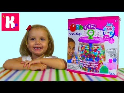 Орбиз волшебный парфюм/ набор c разноцветными шариками/ Orbeez - UCcartHVtvAUzfajflyeT_Gg