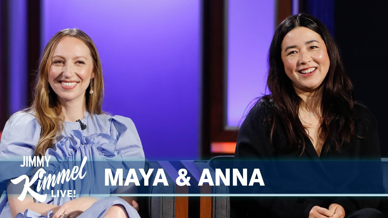 Maya Erskine & Anna Konkle on PEN15, Being Best Friends & Having Babies at the Same Time