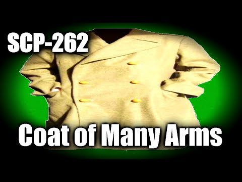 SCP-262 A Coat of Many Arms | object class euclid | Clothing / Extradimensional SCP