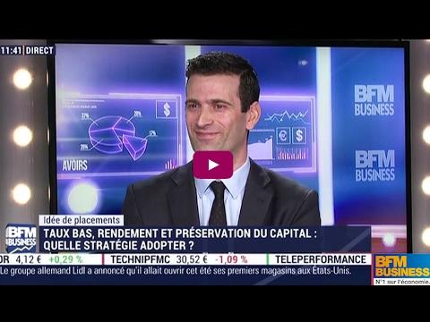BFM BUsiness : Jean-Philippe Muge, Directeur Pôle d'Allocation d'Actifs - Cyrus Conseil
