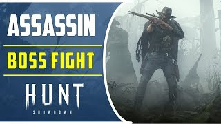 Assassin Boss Fight | Hunt Showdown