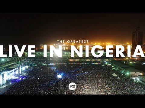 The Greatest  Planetshakers Official Live Recording in Nigeria
