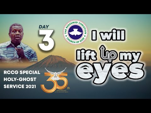 RCCG MARCH 2021 SPECIAL HOLY COMMUNION SERVICE