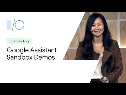 How We Built the Google Assistant Sandbox Demos (And How You Can Too) (Google I/O'19) - UC_x5XG1OV2P6uZZ5FSM9Ttw