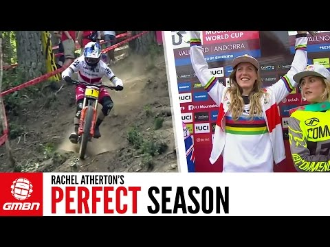 Rachel Atherton's Perfect 2016 Season ? How Did She Do It""