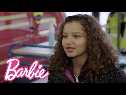 Barbie erklärt's: Die Feuerwehrfrau   Barbie Deutsch