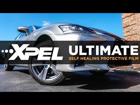2016 Lexus GS350 XPEL Clear Bra - Clear Auto Bra St.Louis