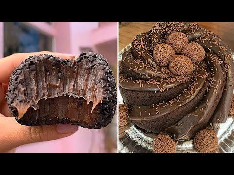 So Yummy Chocolate Cake Recipes | Satisfying Chocolate Cake Decorating Ideas To Impress Your Family
