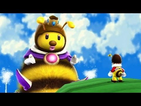Super Mario Galaxy Walkthrough - Part 3 - Honeyhive Galaxy - UCNmP3TUBqcqAI3KSpUBIePA