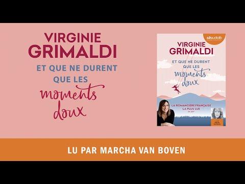 Vidéo de Virginie Grimaldi