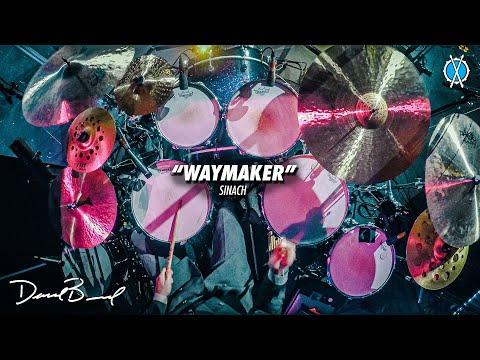Waymaker Drum Cover // Sinach // Daniel Bernard