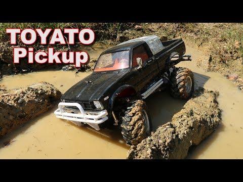 TOYATO 4X4 Pickup Truck - HG P407 RC Crawler - TheRcSaylors - UCYWhRC3xtD_acDIZdr53huA
