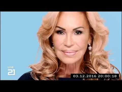 Ricarda M. bei Channel21 03.12.2016 Teil 1