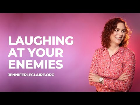 God is Laughing at Your Enemies (Prophetic Prayer & Prophecy)