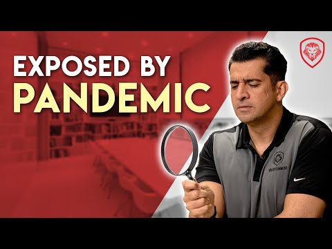 How the Pandemic Exposed Leaders