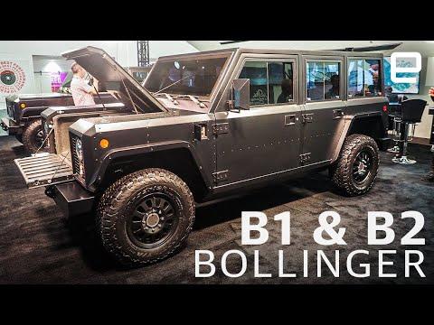 Bollinger B1 & B2: An electric work truck with serious power - UC-6OW5aJYBFM33zXQlBKPNA