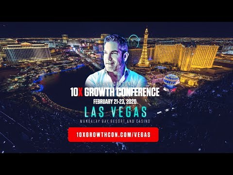 10X Growth Conference Ticket Upgrade WINNER! photo