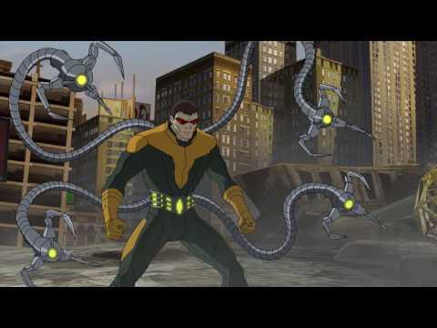 Marvel's Ultimate Spider-Man Featurette