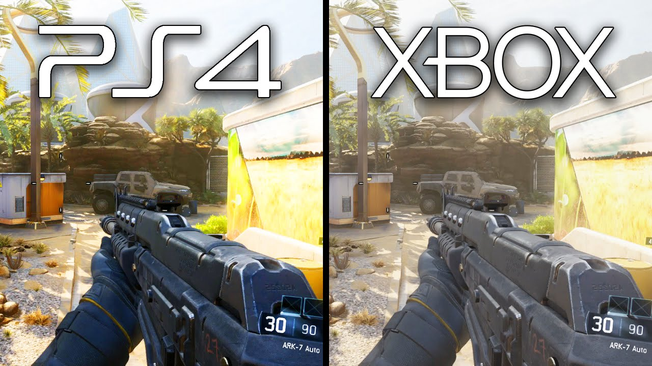 Playstation 4 vs Xbox One Black Ops 3 Graphics Comparison ...Ps4 Graphics Card Vs Xbox One Graphics Card