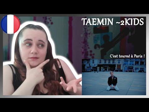 StoryBoard 0 de la vidéo TAEMIN ~ 2KIDS   CHILL, BANK AND PARIS !