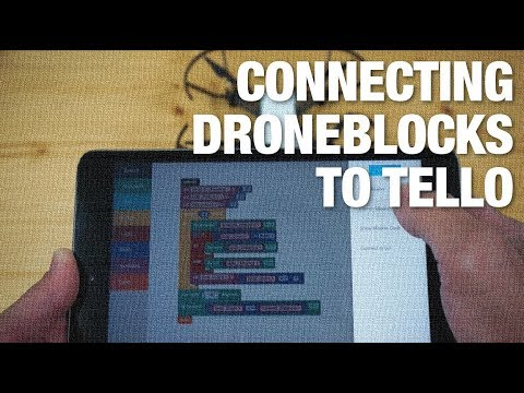 Quick Overview of Connecting DroneBlocks to Tello - UC_LDtFt-RADAdI8zIW_ecbg