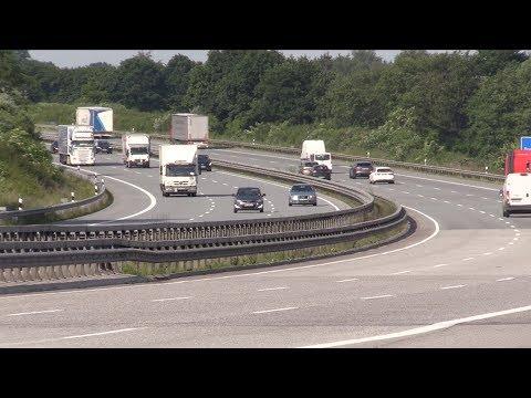 Dette bør du sjekke før du kjører på Autobahn i Tyskland