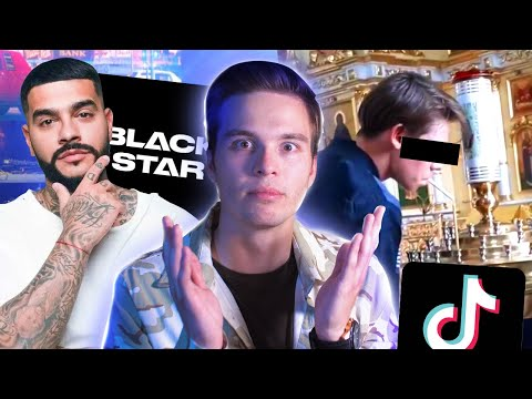 Почему ТИМАТИ ушёл из BLACK STAR? / Подросток, Tik Tok и Собор