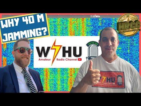 Explaining the Cuba Radio Jamming with W7HU - Live Q&A