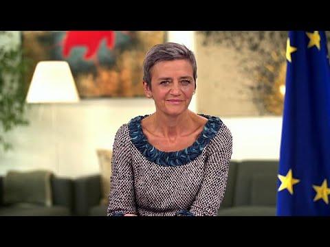Küresel Tartışmalar: Margrethe Vestager, AB'nin 'küresel veri savaşındaki' konumunu anlattı