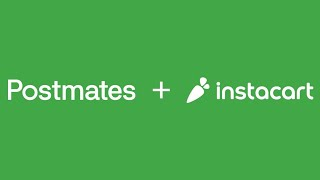 Postmates + Instacart | Donate: bit.ly/trentknoxdonate