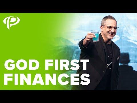 God First Finances // Pastor Michael Turner