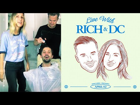 LIVE with Rich & DC