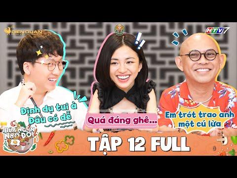 Bữa Ngon Nhớ Đời Tập 12 Full: Yumi Thiên Nga bị Phát La bơ đẹp, Color Man liên tục mắc bẫy ngọt ngào
