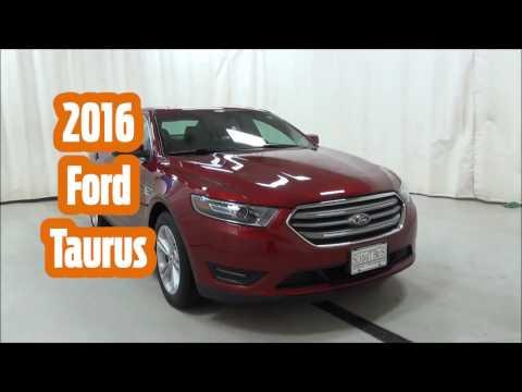 2016 Ford Taurus at Schmit Bros in Port Washington/Saukville, Wisconsin!