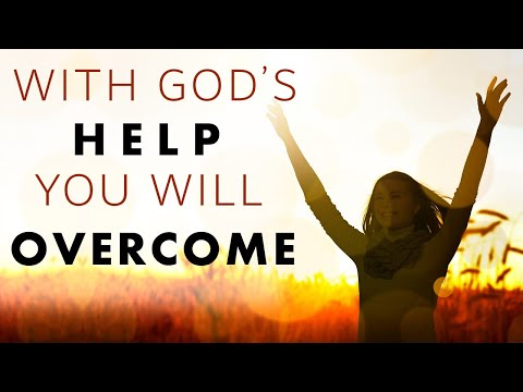WITH GOD'S HELP YOU WILL OVERCOME - BIBLE PREACHING  PASTOR SEAN PINDER