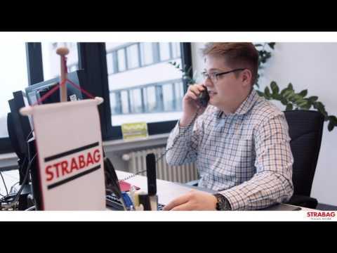 STRABAG Karriere - Ausbildung zum Industriekaufmann