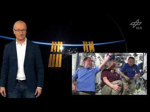 Mit Alex ins All: Die ISS