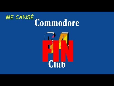 COMUNICADO OFICIAL: Cierre del Commodore 64 Club