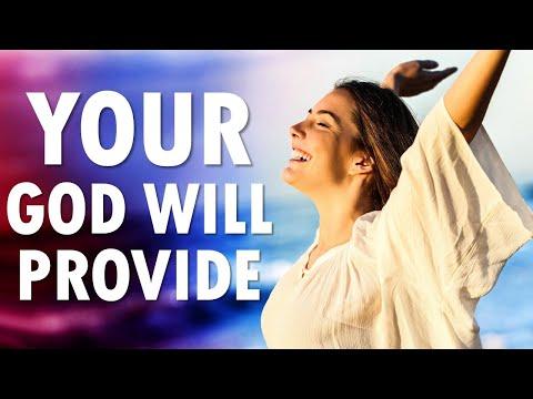 Your God Will PROVIDE - Morning Prayer
